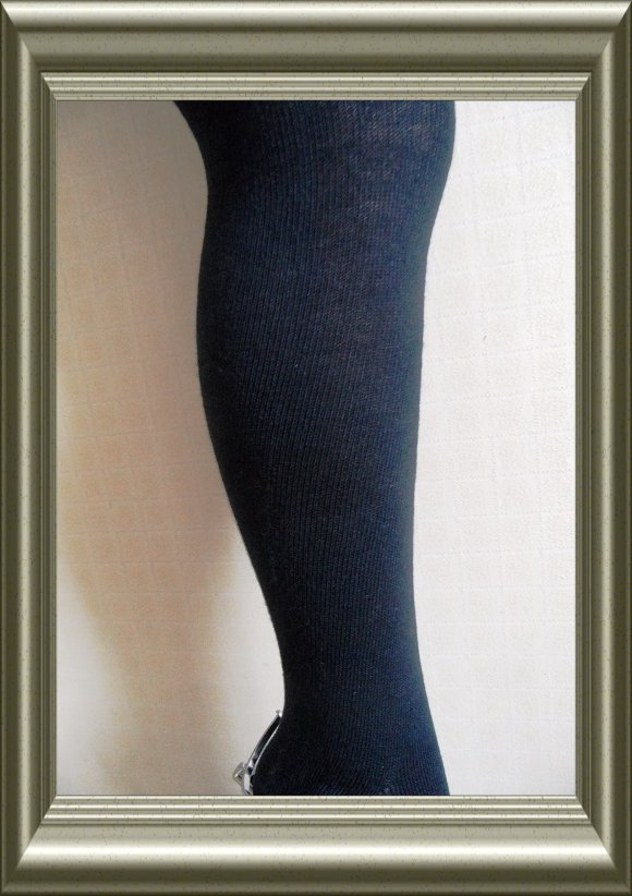 Maillot dames uni Marine (donkerblauw) van Marianne