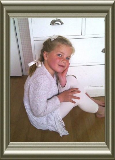 Legging ecru van Lidy