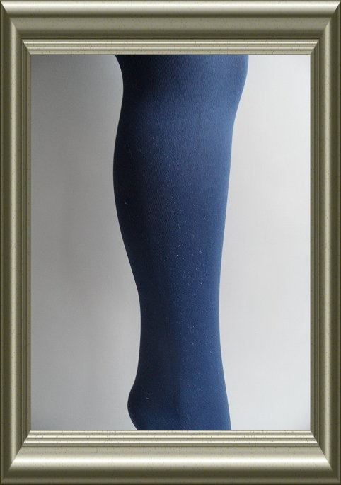 Kinderpanty uni navy blauw van NoQ 60D