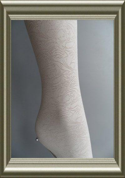 Panty (jonge) dames ECRU Luxury van NoQ