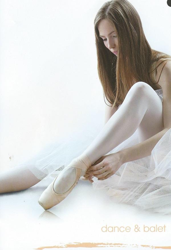 Balletpanty wit uni van NoQ Isadora