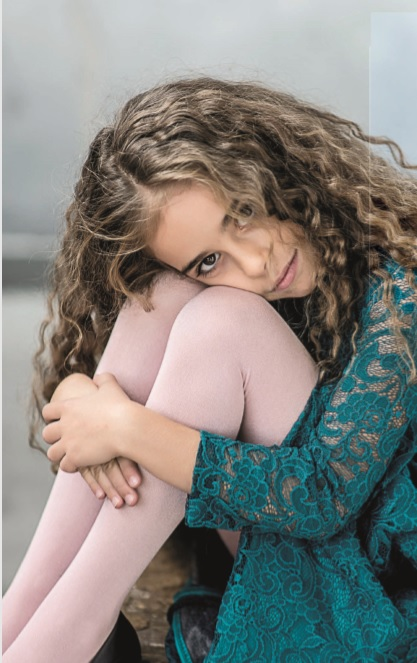 Kinderpanty uni roze 60d van NoQ