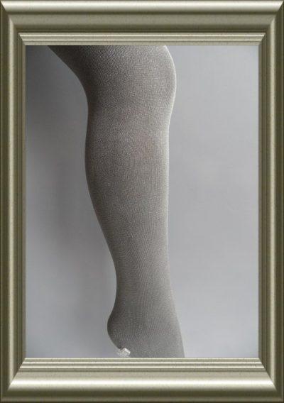 Panty voor meisje middengrijs Diverse Junior van NoQ