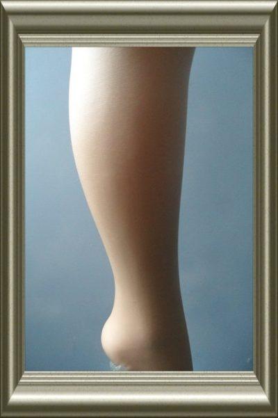 Kinderpanty huidkleur 20 denier van NoQ