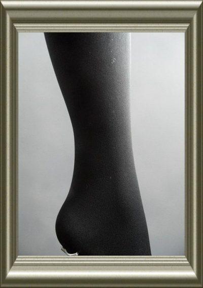 Panty zwart 60d Arabelle semi-mat van NoQ