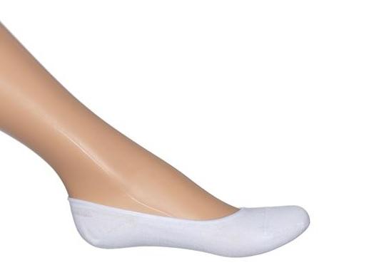 voetjes wit non-skid van bonnie doon