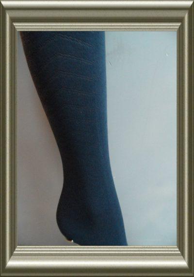 maillot donkerblauw herringbone van bonnie doon